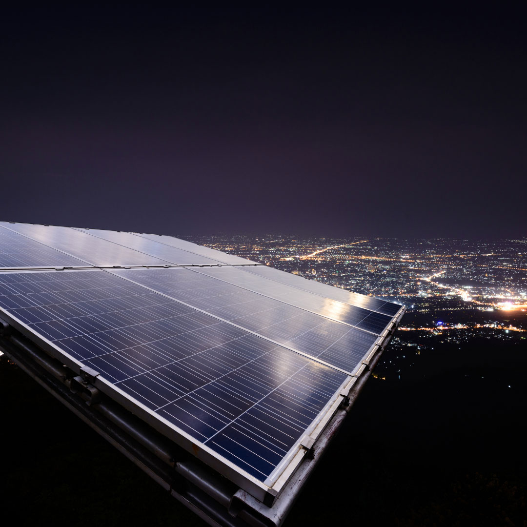 Do Solar Panels Work At Night In Ireland?